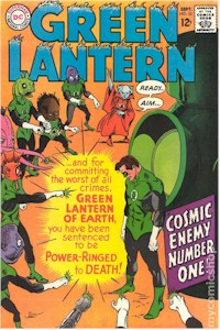 Green Lantern 55 - for sale - mycomicshop