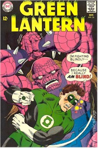 Green Lantern 56 - for sale - mycomicshop