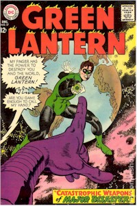 Green Lantern 57 - for sale - mycomicshop