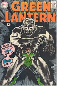 Green Lantern 58 - for sale - mycomicshop