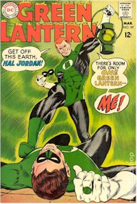 Green Lantern 59 - for sale - mycomicshop