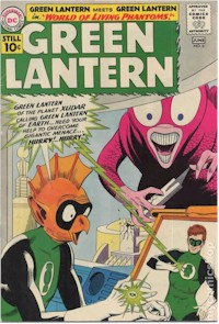 Green Lantern 6 - for sale - mycomicshop