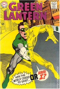 Green Lantern 63 - for sale - mycomicshop