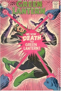 Green Lantern 64 - for sale - mycomicshop