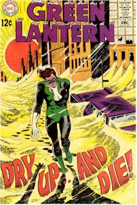 Green Lantern 65 - for sale - mycomicshop