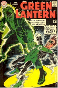 Green Lantern 67 - for sale - mycomicshop