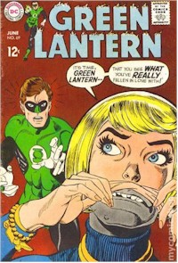 Green Lantern 69 - for sale - mycomicshop