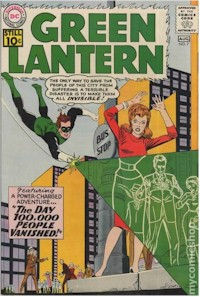 Green Lantern 7 - for sale - mycomicshop