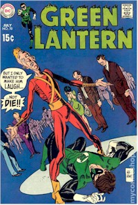 Green Lantern 70 - for sale - mycomicshop