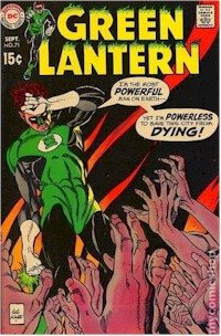 Green Lantern 71 - for sale - mycomicshop