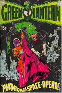 Green Lantern 72 - for sale - mycomicshop