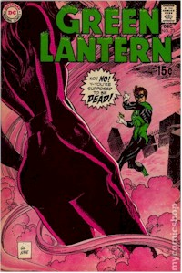 Green Lantern 73 - for sale - mycomicshop