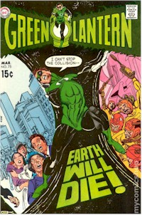 Green Lantern 75 - for sale - mycomicshop