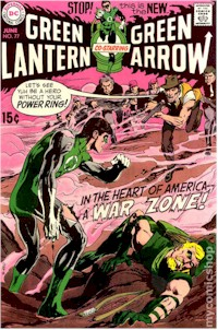 Green Lantern 77 - for sale - mycomicshop