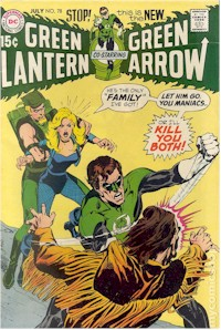 Green Lantern 78 - for sale - mycomicshop