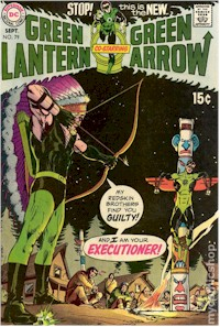 Green Lantern 79 - for sale - mycomicshop