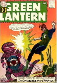 Green Lantern 8 - for sale - mycomicshop