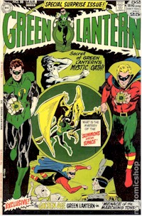 Green Lantern 88 - for sale - mycomicshop
