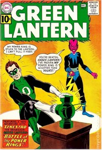 Green Lantern 9 - for sale - mycomicshop