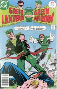 Green Lantern 95 - for sale - mycomicshop