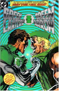 Green Lantern / Green Arrow 1 - for sale - mycomicshop