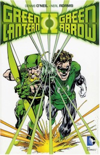 Green Lantern / Green Arrow Complete Trade Paperback - for sale - mycomicshop
