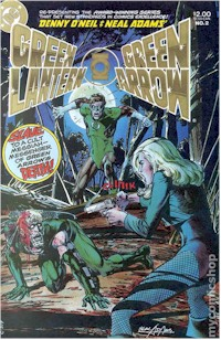 Green Lantern / Green Arrow 2 - for sale - mycomicshop
