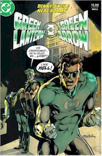 Green Lantern / Green Arrow 6 - for sale - mycomicshop
