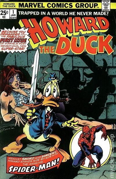 Howard the Duck 1 - for sale - mycomicshop
