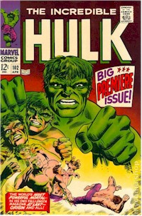 Hulk 102 - for sale - mycomicshop