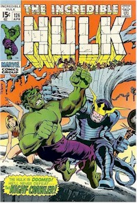 Hulk 126 - for sale - mycomicshop