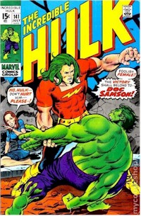 Hulk 141 - for sale - mycomicshop