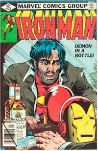 Iron Man 128 - for sale - mycomicshop