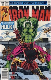 Iron Man 131 - for sale - mycomicshop