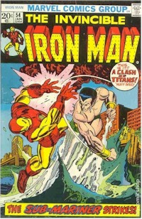 Iron Man 54 - for sale - mycomicshop