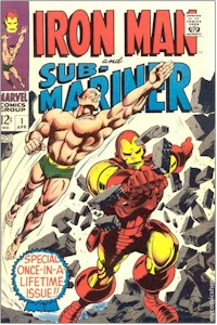 Iron Man and Sub-Mariner 1 - for sale - mycomicshop