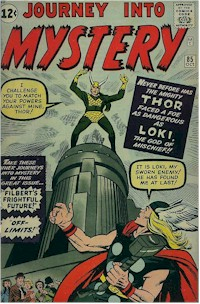 Journey into Mystery 85 - for sale - mycomicshop