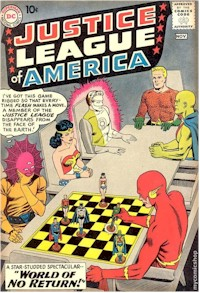 Justice League of America 1 - for sale - mycomicshop