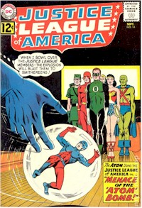 Justice League of America 14 - for sale - mycomicshop