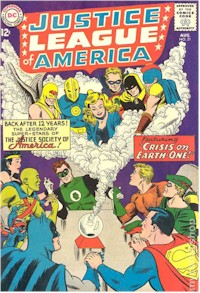 Justice League of America 21 - for sale - mycomicshop