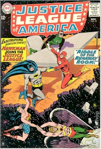 Justice League of America 31 - for sale - mycomicshop