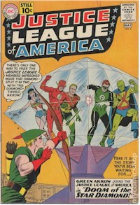 Justice League of America 4 - for sale - mycomicshop