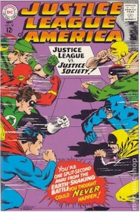 Justice League of America 56 - for sale - mycomicshop