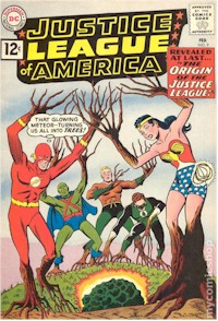 Justice League of America 9 - for sale - mycomicshop
