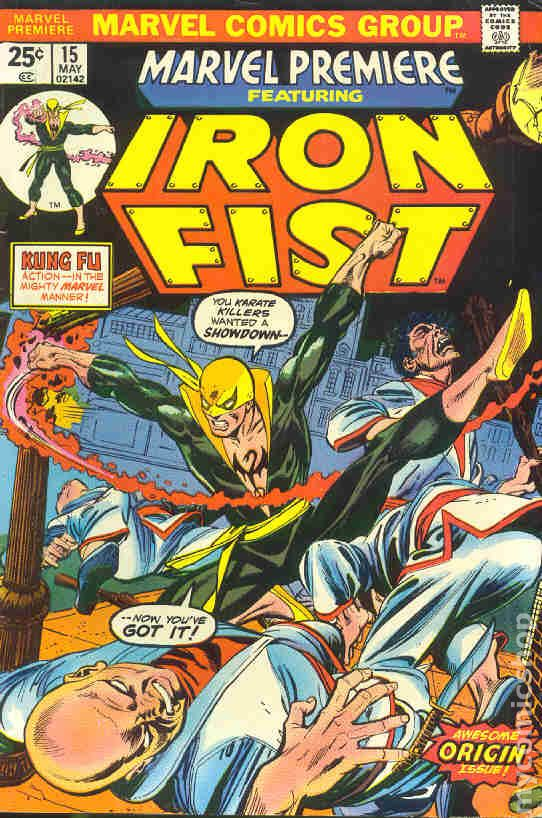 Marvel Premiere #15 - for sale - mycomicshop