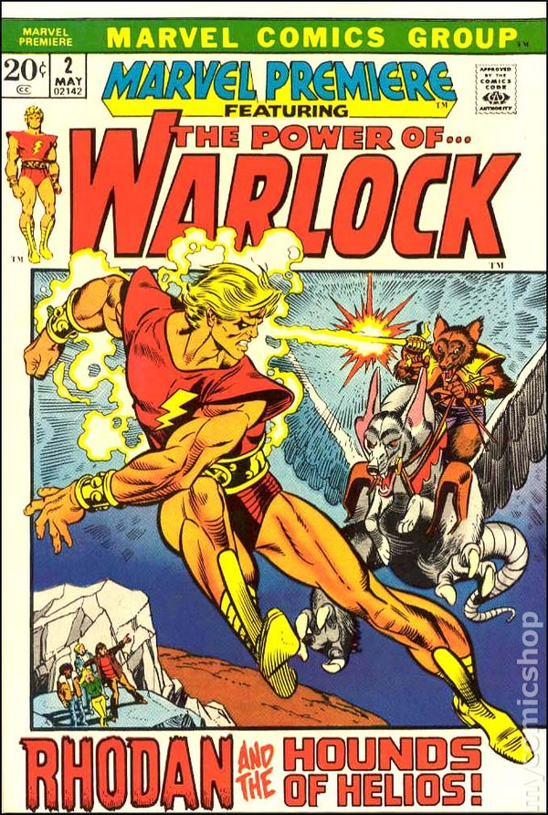 Marvel Premiere 2 - for sale - mycomicshop