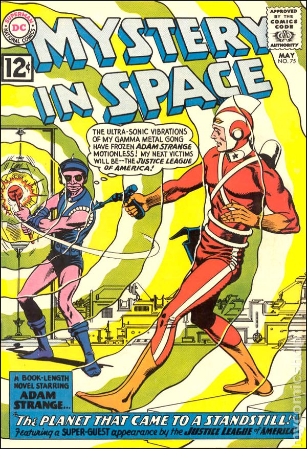 Mystery in Space 75 - for sale - mycomicshop