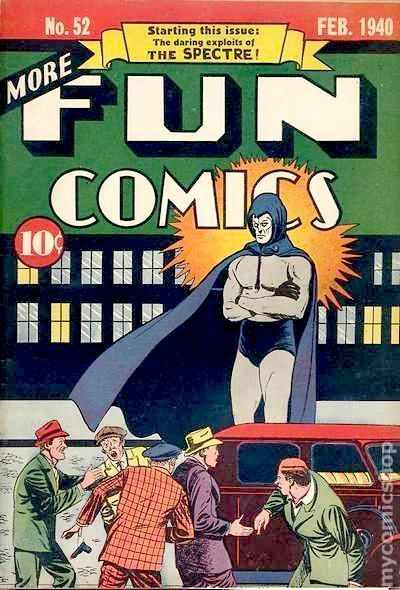 More Fun Comics 52- for sale - mycomicshop