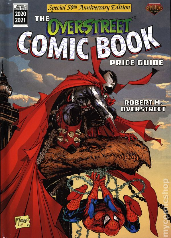 Overstreet Comic Book Price Guide #50 - mycomicshop