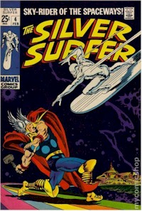 Silver Surfer 4 - for sale - mycomicshop